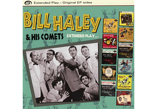 Bill & His Comets Haley - Extended Play...Original Ep Sides [CD]