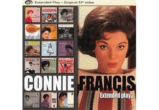 Connie Francis - Extended Play...Original Ep Sides [CD]