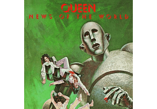 Queen - News Of The World (Limited Black Vinyl) - (Vinyl)