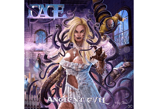 Cage - Ancient Evil [CD]