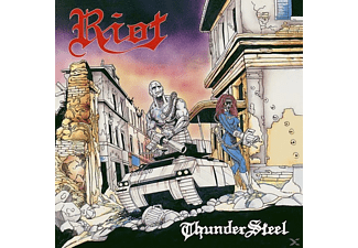 Riot - Thundersteel Ri [CD]