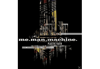 Me.Man.Machine. - Plastic Faith - (CD)