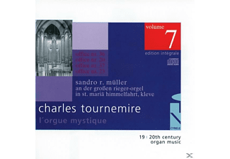 SANDRO R. Mueller - L'Orgue Mystique Vol.7 - (CD)