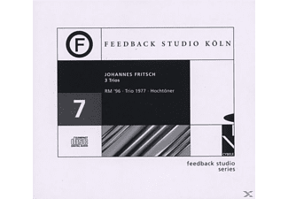 VARIOUS - Feedback Studio Köln - (CD)