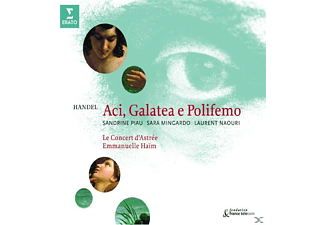 Philippe Haim - Aci Galatea E Polifemo [CD]