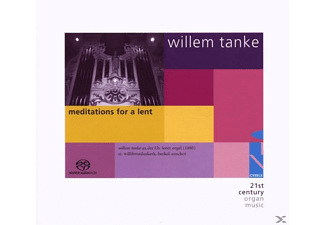Willem Tanke - MEDITATIONS FOR A LENT - (CD)
