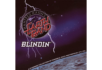 Manfred's Earth Band Mann - Blindin' - (CD)