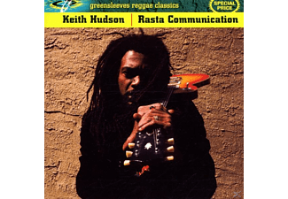 Keith Hudson - Rasta Communication - (CD)