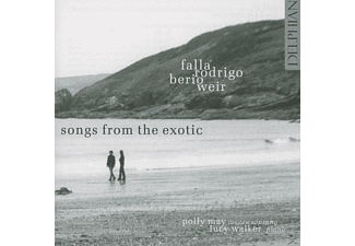 May,Polly/Walker,Lucy - Songs From The Exotic - (CD)