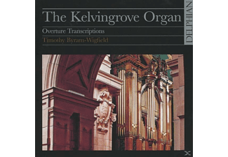 Timothy Byram-wigfield - The Kelvingrove Organ - (CD)