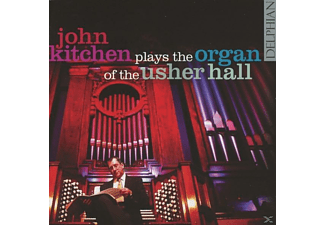 John Kitchen - The Usher Hall Organ - (CD)