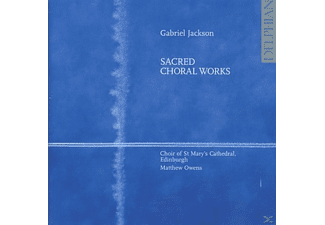 ST Marys Cathedral Choir Edinburgh/Owens - Geistliche Chorwerke - (CD)