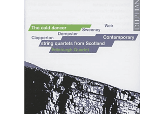The Edinburgh Quartet - The Cold Dancer-Zeitgenössische - (CD)