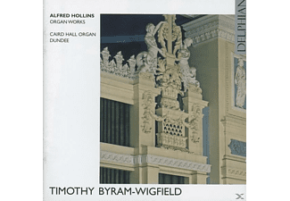 Timothy Byram-wigfield - Orgelwerke - (CD)