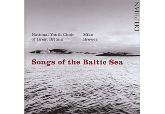 Nat.Youth Choir Great Britain/Brewer - Songs Of The Baltic Sea - (CD)