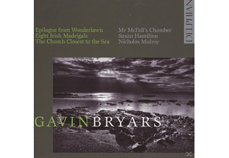 MR McFall's Chamber/Hamilton/Mulroy - The Church Closest To The Sea/+ - (CD)