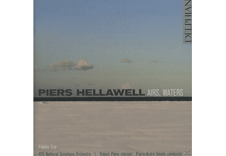 Fidelio Trio - Airs,Waters - (CD)