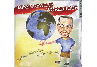 Nat.Youth Choir Great Britain/Brewer - Mike Brewer's World Tour - (CD)