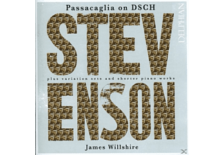 James Willshire - Passacaglia On DSCH/+ - (CD)