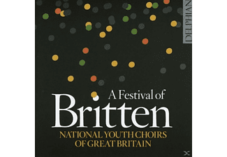 National Youth Choirs Of Great Britain - A Festival Of Britten - (CD)