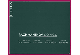 The Edinburgh Quartet - Rachmaninov Songs - (CD)