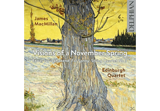 The Edinburgh Quartet - Visions Of A November Spring - (CD)
