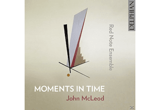 Red Note Ensemble - Moments In Time - (CD)