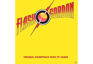 Queen - Flash Gordon (Limited Black Vinyl) [Vinyl]