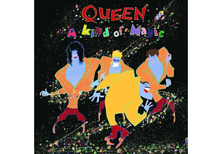 Queen - A Kind Of Magic (Limited Black Vinyl) - (Vinyl)
