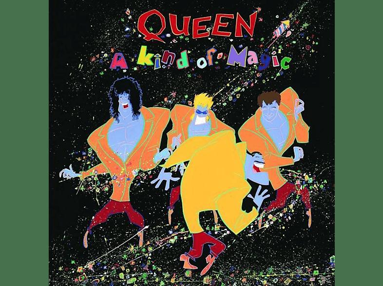 Queen - A Kind Of Magic [Βινύλιο] μουσική  ταινίες  βιβλία μουσική βινύλια τηλεόραση   ψυχαγωγία μουσική βινύλια
