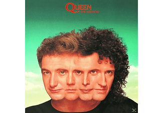 Queen - The Miracle (Limited Black Vinyl) - (Vinyl)