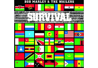 Bob Marley & The Wailers - Survival (Limited Lp) - (Vinyl)
