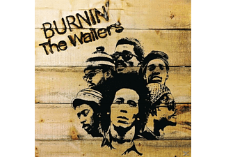 The Wailers - Burnin' (Limited Lp) - (Vinyl)
