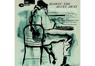 Horace Quintet & Trio Silver - Blowin' The Blues Away (Rem.+Dl-Code) - (LP + Download)
