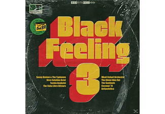 Various - Black Feeling Vol.3 - (Vinyl)