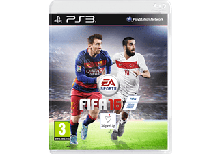 ARAL Fifa 16 PlayStation 3 Oyun