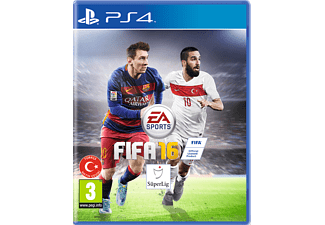 ARAL Fifa 16 PlayStation 4 Oyun