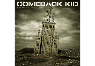 Comeback Kid - Broadcasting (Ltd.Coloured Vinyl) [Vinyl]