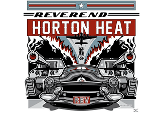 Reverend Horton Heat - Rev (Limited Vinyl) - (Vinyl)