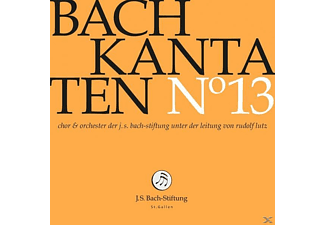 VARIOUS - Kantaten No°13 - (CD)