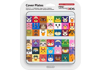 NINTENDO New 3DS Covers Animal Crossing Happy Home Designer