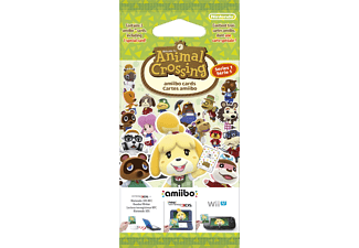 NINTENDO amiibo-kaarten Animal Crossing Serie 1