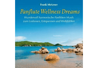 Metzner Frank - Panflute Wellness Dreams - (CD)