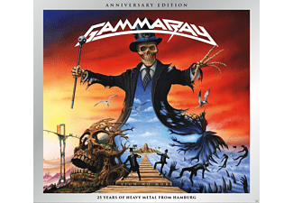 Gamma Ray - Sigh No More (Anniversary Edition) - (CD)