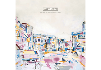 Northcote - Hope Is Made Of Steel - (CD)