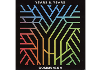 Years & Years - Communion (Deluxe Edt.) [CD]