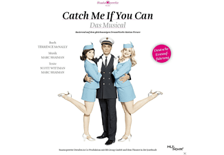 Original Cast Dresden - Catch Me If You Can - (CD)