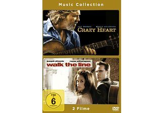 Crazy Heart / Walk the Line - (DVD)