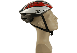 ACTION MB 20 Bisikletçi Kaskı Black EPS HD Lock Visor 028