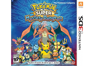 Pokémon Super Mystery Dungeon 3DS